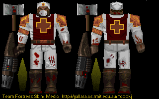 Skins - The MegaTF/TeamFortress Wiki!